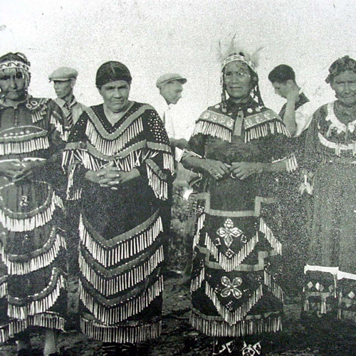 4 Women Jingle Dress
